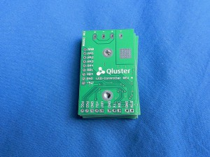 LED controller PCB