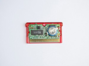GBA old battery